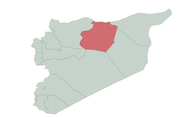 Al Raqqah (921 000 hab.)