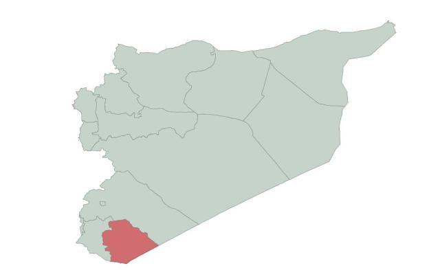 Al Suwayda (417 000 hab.)