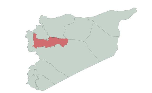 Hama (1 593 000 hab.)